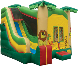 Jungle Theme Bounce House Rental